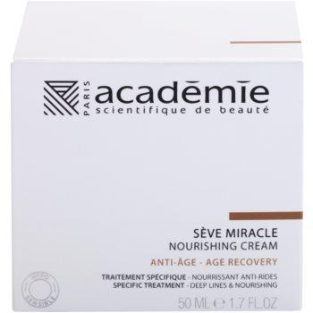 Academie Age Recovery nährende Creme gegen Hautalterung 2