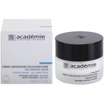 Academie All Skin Types krema za predel okoli oči za prve gube 1