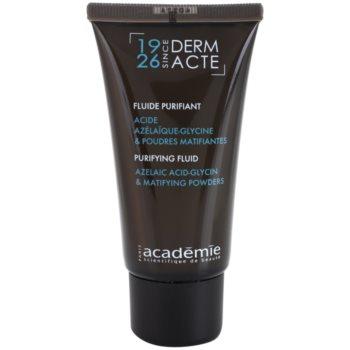 Academie Derm Acte Brillance&Imperfection tisztító fluid a bőrhibákra