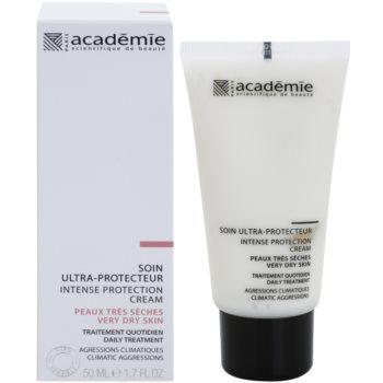 Academie Dry Skin crema de protectie solara protectoare in conditii climatice extreme 1