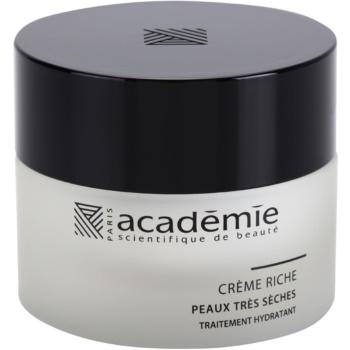Academie Dry Skin crema bogat hidratanta  50 ml