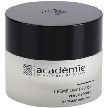 Academie Dry Skin creme rico com efeito hidratante