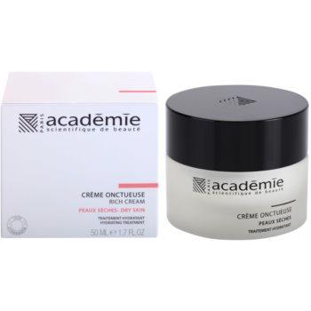 Academie Dry Skin creme rico com efeito hidratante 1