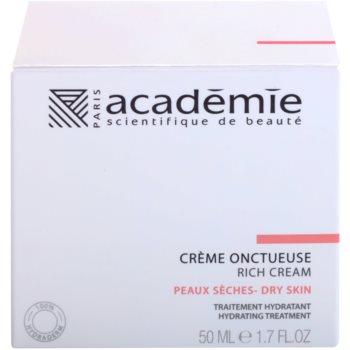 Academie Dry Skin creme rico com efeito hidratante 2