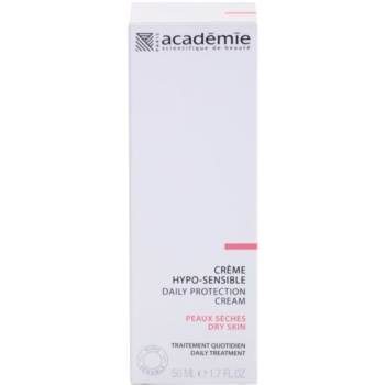 Academie Dry Skin дневен предпазващ крем 2