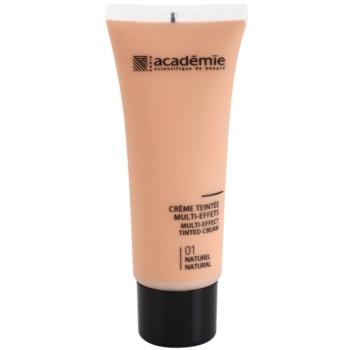 Academie Make-up Multi-Effect crema tonifianta pentru o piele perfecta culoare 01 Natural 40 ml