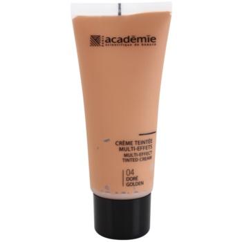 Academie Make-up Multi-Effect crema tonifianta pentru o piele perfecta culoare 04 Golden 40 ml