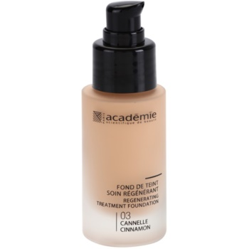 Academie Make-up Regenerating  make up lichid  cu efect de hidratare culoare 03 Cinnamon 30 ml