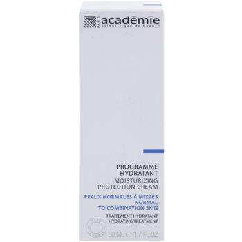 Academie Normal to Combination Skin Schutzcreme mit feuchtigkeitsspendender Wirkung 2