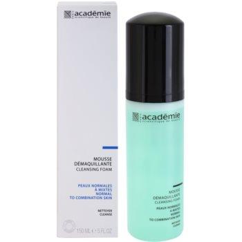 Academie Normal to Combination Skin Reinigungsschaum mit feuchtigkeitsspendender Wirkung 1