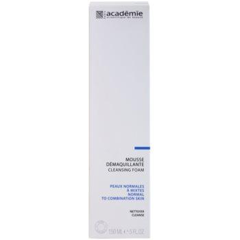 Academie Normal to Combination Skin Reinigungsschaum mit feuchtigkeitsspendender Wirkung 2