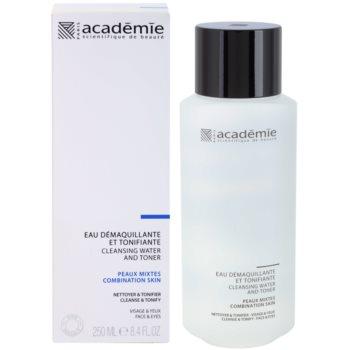 Academie Normal to Combination Skin tonic pentru curatare pe fata si ochi 1