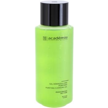 Academie Oily Skin gel de curatare pentru fata  250 ml