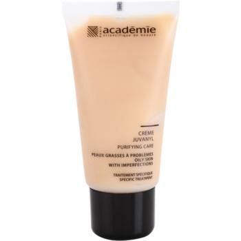 Academie Oily Skin Crema de zi si noapte cu efect de matifiere si uniformizarea pielii  50 ml