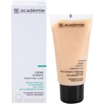Academie Oily Skin creme de dia e noite matificante e normal 1