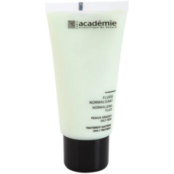 Academie Oily Skin normalizarea fluidului pentru a echilibra productia sebumului  50 ml