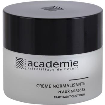 Academie Oily Skin normalizarea si matifierea cremoasa