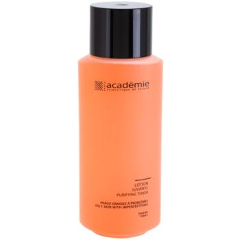 Academie Oily Skin tonic pentru curatare pentru pielea cu imperfectiuni  250 ml