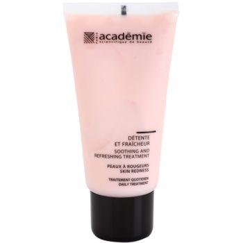 Fotografie Academie Skin Redness zklidňující a osvěžující krém pro citlivou a podrážděnou pleť 50 ml