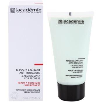 Academie Skin Redness maseczka łagodząca do skóry zaczerwienionej i podrażnionej 1