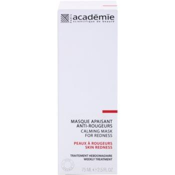 Academie Skin Redness maseczka łagodząca do skóry zaczerwienionej i podrażnionej 2
