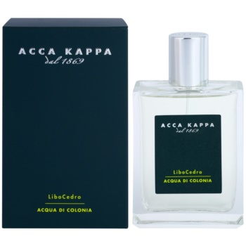 Acca Kappa Libocedro Eau De Cologne Pour Homme 100 Ml