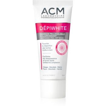 ACM Dépiwhite mascã exfoliantã impotriva petelor imagine produs