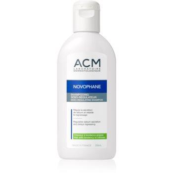 ACM Novophane șampon pentru par si scalp gras poza noua