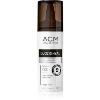 ACM Duolys Hyal ser intensiv împotriva îmbătrânirii pielii