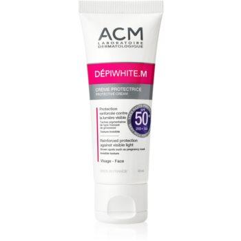 ACM Dépiwhite M crema protectoare pentru fata SPF 50+ imagine