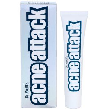 Acne Attack Cleanser krém proti akné 2