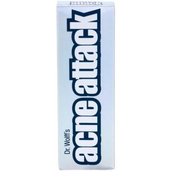 Acne Attack Cleanser krém proti akné 3