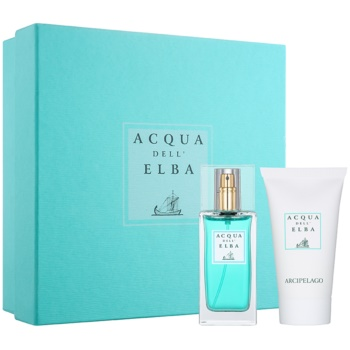 Acqua dell' Elba Arcipelago Women coffret cadeau II.  eau de toilette 50 ml + crème corporelle 50 ml