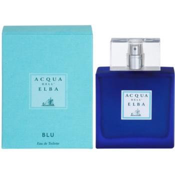 Acqua dell Elba Blu Men Eau de Toilette pentru barbati 100 ml