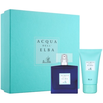 Acqua dell' Elba Blu Men coffret cadeau I.  eau de toilette 50 ml + gel de douche 50 ml