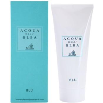 Acqua dell' Elba Blu Men crema de corp pentru barbati 200 ml
