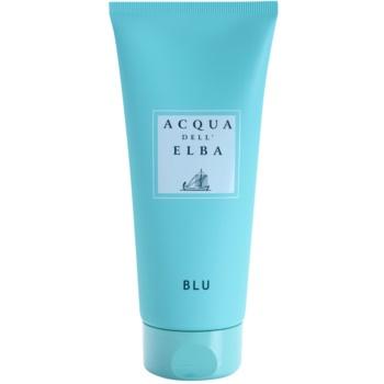 Acqua dell Elba Blu Men gel de dus pentru barbati 200 ml