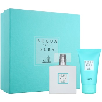 Acqua dell' Elba Sport coffret cadeau II.  eau de parfum 50 ml + gel de douche 50 ml