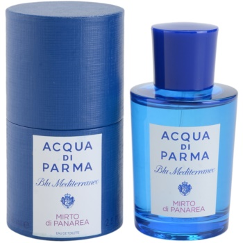 Fotografie Acqua di Parma Blu Mediterraneo Mirto di Panarea toaletní voda unisex 75 ml