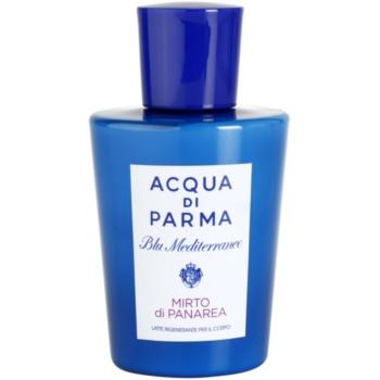 Fotografie Acqua di Parma Blu Mediterraneo Mirto di Panarea tělové mléko unisex 200 ml