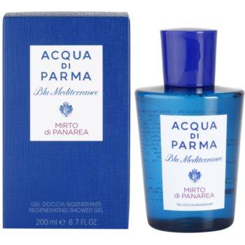 Fotografie Acqua di Parma Blu Mediterraneo Mirto di Panarea sprchový gel unisex 200 ml