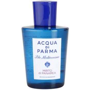 Acqua di Parma Blu Mediterraneo Mirto di Panarea gel de dus unisex 200 ml