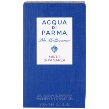 Acqua di Parma Blu Mediterraneo Mirto di Panarea Duschgel unisex 3