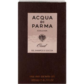 Acqua di Parma Colonia Oud żel pod prysznic dla mężczyzn 3