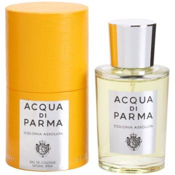 Fotografie Acqua di Parma Colonia Assoluta kolínská voda unisex 50 ml