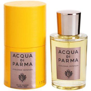 Acqua di Parma Colonia Colonia Intensa eau de cologne pentru barbati 50 ml