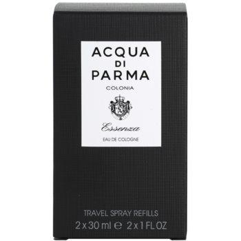 Acqua di Parma Colonia Essenza Eau de Cologne for Men  (2x Refill with Vaporiser) 5