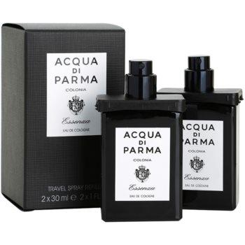 Acqua di Parma Colonia Essenza Eau de Cologne for Men  (2x Refill with Vaporiser) 2