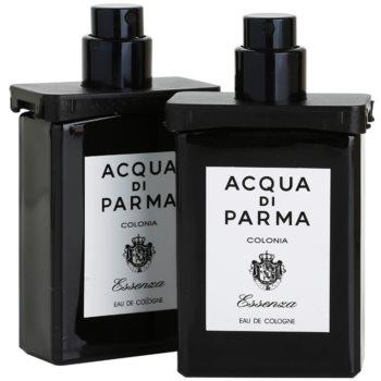 Acqua di Parma Colonia Essenza Eau de Cologne for Men  (2x Refill with Vaporiser) 3