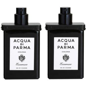 Acqua di Parma Colonia Essenza Eau de Cologne for Men  (2x Refill with Vaporiser) 4